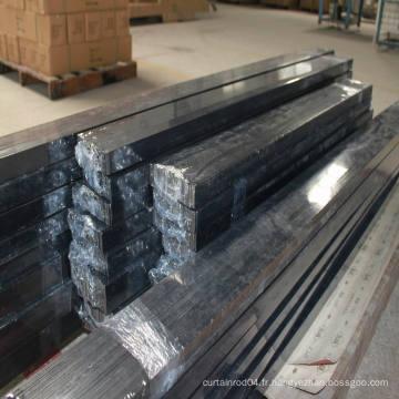 Lame en bois noir avec emballage (SGD-W-5165)