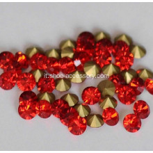 2.90-3.00mm a punta con strass