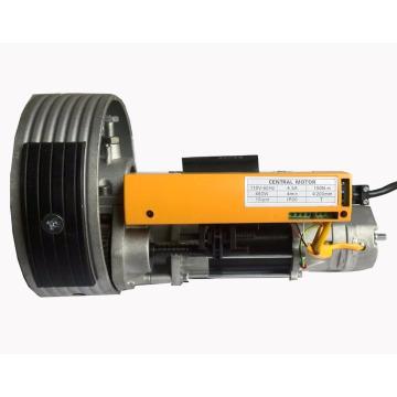 convenient central roller shutter door motor