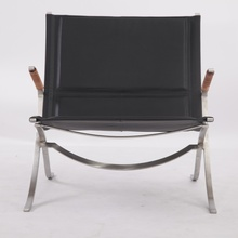 Replica FK 82 X-Chair by Kastholm & Fabricius