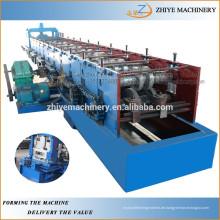 C purlin Kanal Traversen Schnurrmaschine Kaltumformmaschine / Automatische Schnellwechsel Typ c Pfettenherstellung Maschine