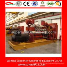 Générateur de biomasse 10kw -1000kw à prix compétitif