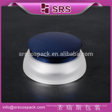 2015 SRS China fábrica Alibaba tela de impressão cuidados da pele frasco garrafas de emulsão embalagens de embalagens cosméticos