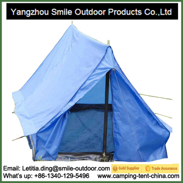 2 Person Army Outdoor Waterproof Triangle Camping Tent