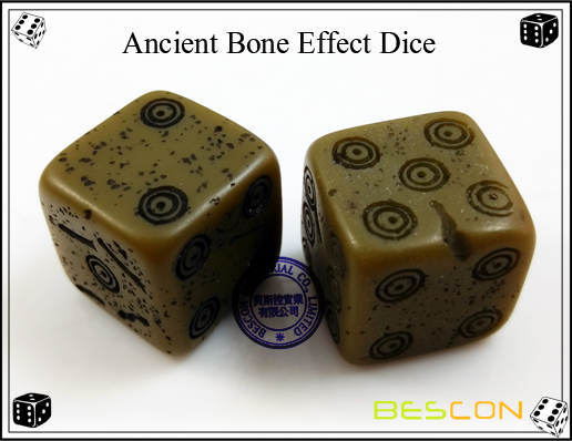 Ancient Bone Effect Dice-2