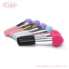 Brillante Farbe Schönheit braucht Make-up Pinsel kundenspezifische Verpackung