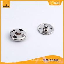 2 peças de costura botão Snap BM10040 #