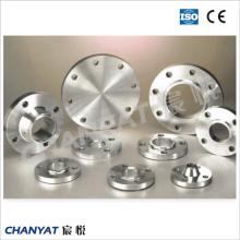 Bride de soudure à douille en acier inoxydable (F316Ti, F317L, F309H)