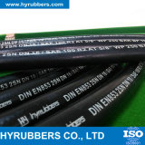 Hyrubbers Flexible Hose Smooth Surface Gasoline Rubber Hose