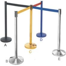 Carrinho de barreira, barreira de cinto fila, fila de barreira de venda quente