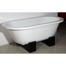 portable freestanding acrylic bath tub with high quality