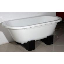 portable freestanding acrylic bath tub with high quality