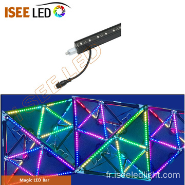 Barre d'éclairage LED DJ Lighting pour cube 3D
