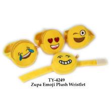 Funny Zupa Emoji Plush Wristlet Toy