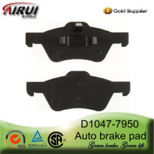 D1047-7950 Front Brake Pad for Ford Escape