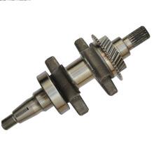 Eixo de manivela usado do motor diesel de 2 cilindros