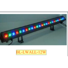 1X12W 1 Mètre long en aluminium alliage LED Wall Washer