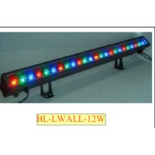 Многократная цепь Сид 1x12w 1 метровый алюминиевый сплав светодиодный шайбы стены