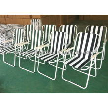 High quality outdoor Comfortable foldable sea beach chair.