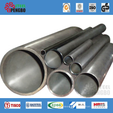 Titanium Seamless Pipe for Heat Exchanger