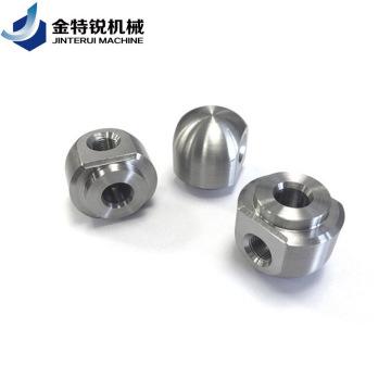 Piezas de fresado cnc de acero inoxidable de precisión / fresado cnc