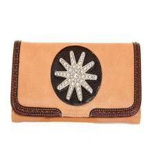 Fashion Lady PU Wallet, Retro Design Leather Women Purse (WA5022)