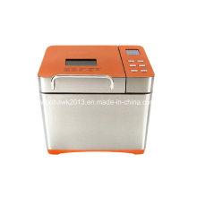 Controle de crosta ajustável Nova máquina automática do fabricante do pão do projeto