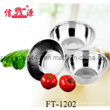 Stainless Steel 3PCS Colander Set (FT-1202)