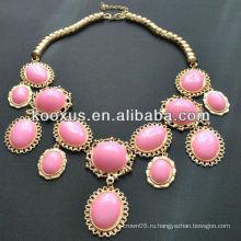 Модные ювелирные изделия ожерелья от рынка Yiwu Кита