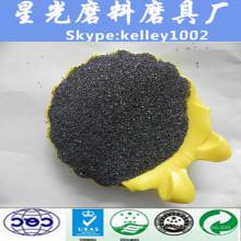 Alúmina fundida negra de primer grado para materia refractaria (XG-C-09)