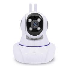 Cámara dual del wifi del onvif IP de 1080P HD con la cámara del espía de la alarma del movimiento de la aplicación del yoosee