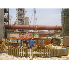 Soem kundengebundener hoher Qualität großer Ring-Gang für Ball-Mühle