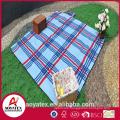 Hot selling washable polar fleece waterproof camping mat