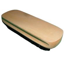 Eterna XB-005 Wooden Handle PP Filament Shoe Brush Cleaner Shoe Washing Cleaning Brush