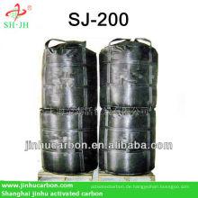 Pulverförmige Aktivkohle auf Bitumenbasis für die Abwasserbehandlung