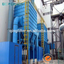 Filtro de humo industrial filtración de polvo filtro de bolsas