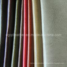 Casca Pattern Furniture Semi-PU Leather (QDL-FS047)