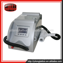 Máquina de eliminación de tatoo precio de fábrica