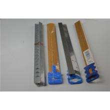 Profils d'extrusion d'aluminium / aluminium pour la construction / la maison