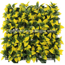decorative indoor outdoor plastic plant artificial ivy leaves fence
