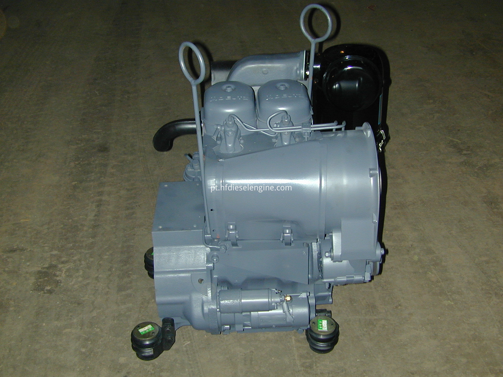 deutz air cooled 511 diesel engine