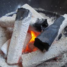 4-5часов время горения опилок брикет Древесноугольный для приготовления шашлыка