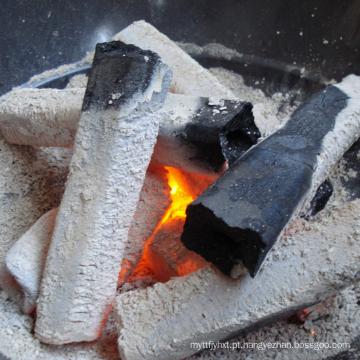 Carvão vegetal quadrado de bambu para uso de Shisha Hoooka