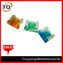 Sound Quality Zinc Alloy GPPS Plastic Fast Blow Axial Lead Pico Fuse 3a