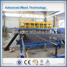 CNC reforçando soldada máquina de cerca de malha de arame