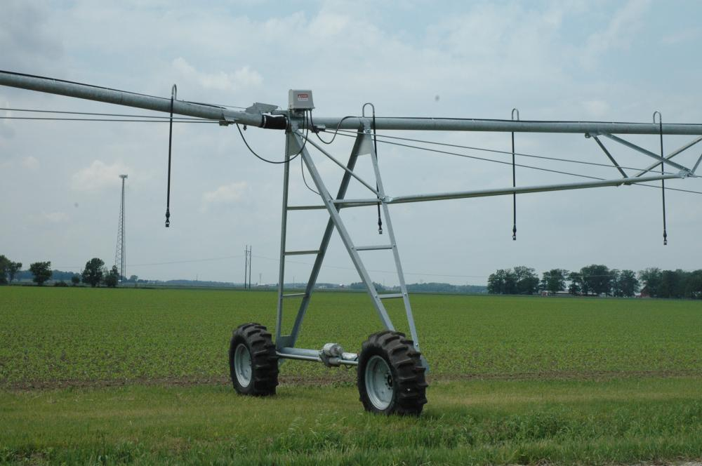 Center Pivot Bewässerungssystem Irrigation Sprinkler Systeme