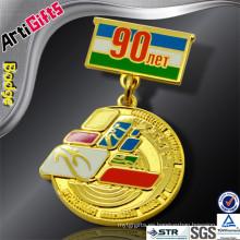 Nueva placa de identificación barata de la insignia de los productos promocionales