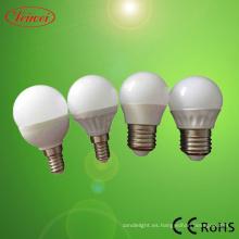 SAA CE China hizo piezas de bombilla LED