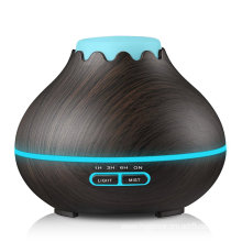 150ml Mist Humidifiser Wood Grian Aroma Diffuser Fragrance