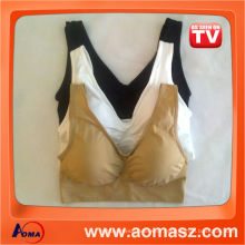 Factory wholesale bra genie bra bodybuilding shirts bra factory in china